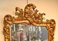 Miroir bois doré XVIIIème